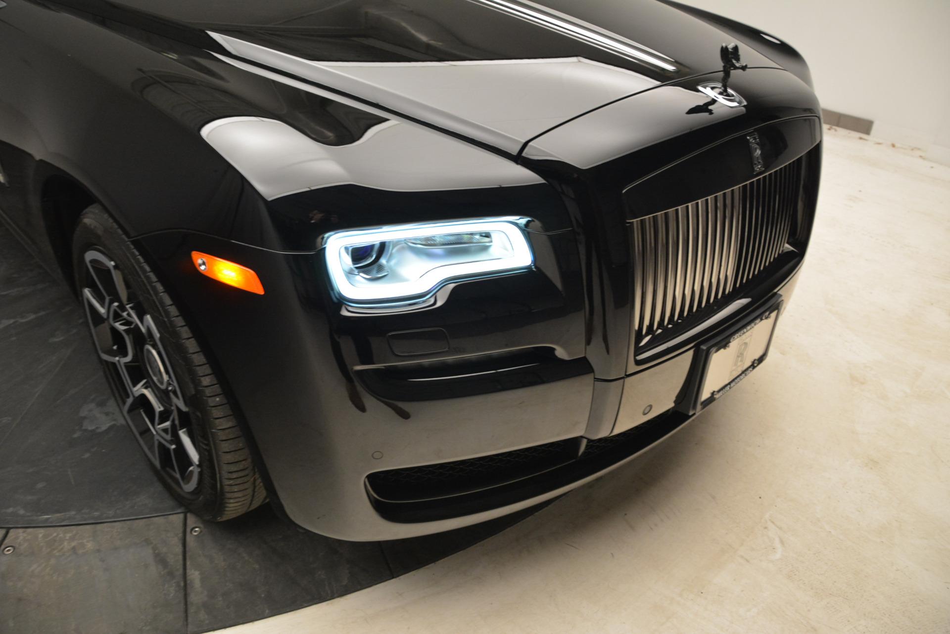 Used 2017 Rolls-Royce Ghost Black Badge For Sale In Westport, CT 1959_p14