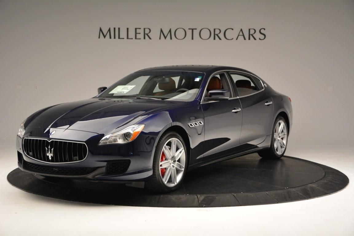 New 2016 Maserati Quattroporte S Q4 For Sale In Westport, CT 196_main