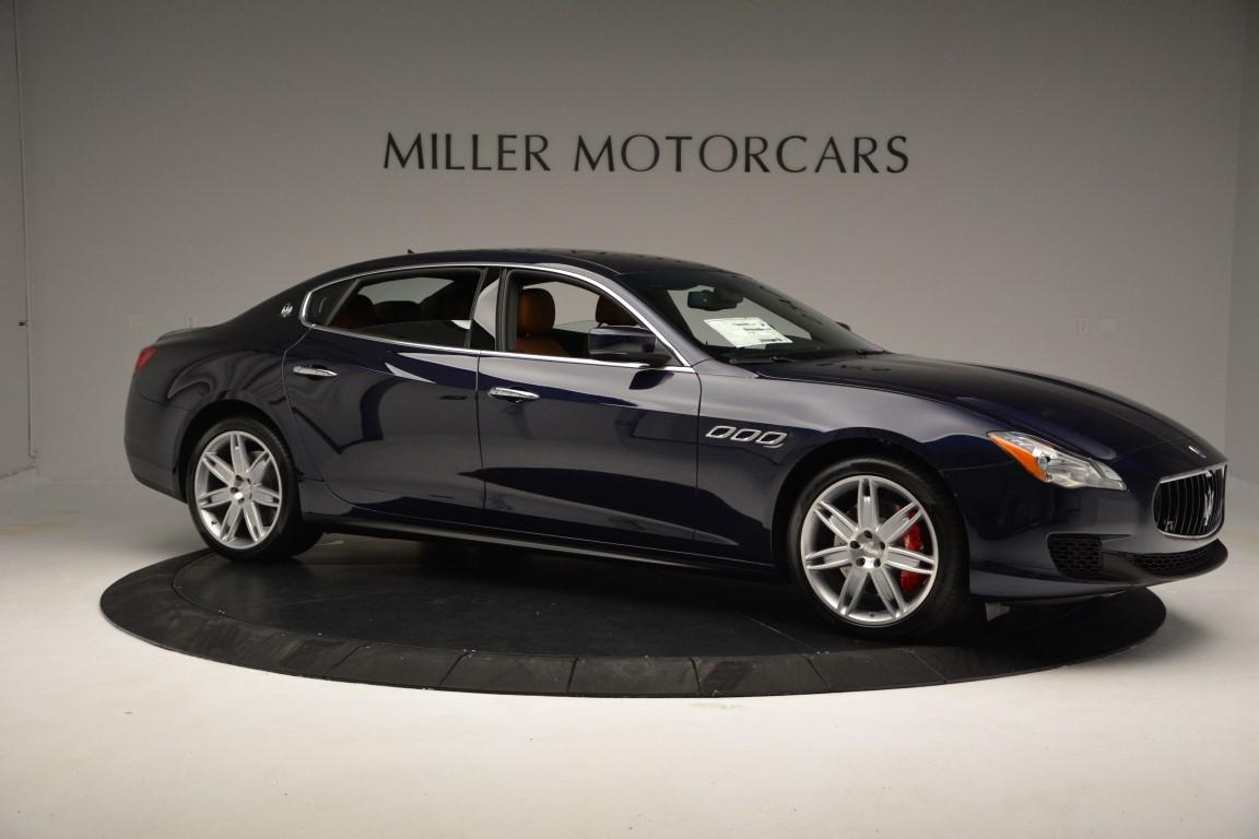 New 2016 Maserati Quattroporte S Q4 For Sale In Westport, CT 196_p10