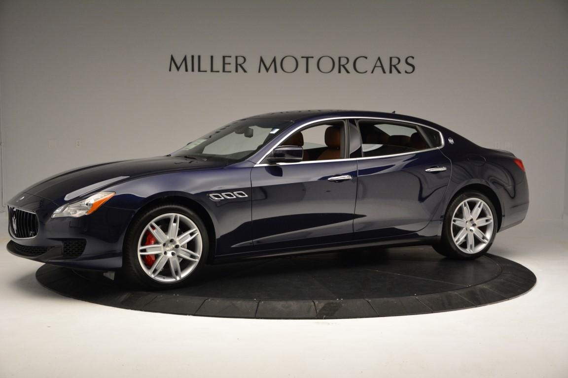 New 2016 Maserati Quattroporte S Q4 For Sale In Westport, CT 196_p2