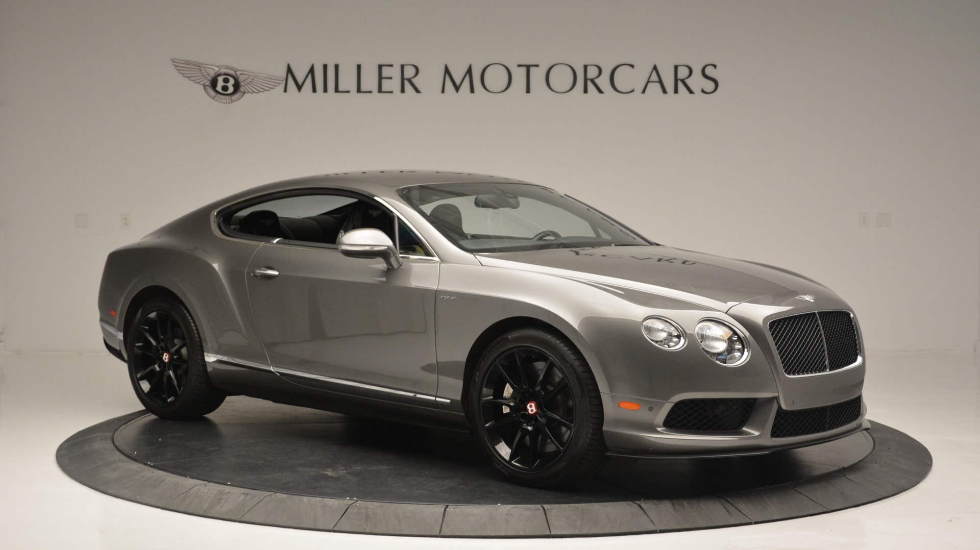 Used 2015 Bentley Continental GT V8 S For Sale In Westport, CT 1960_p10