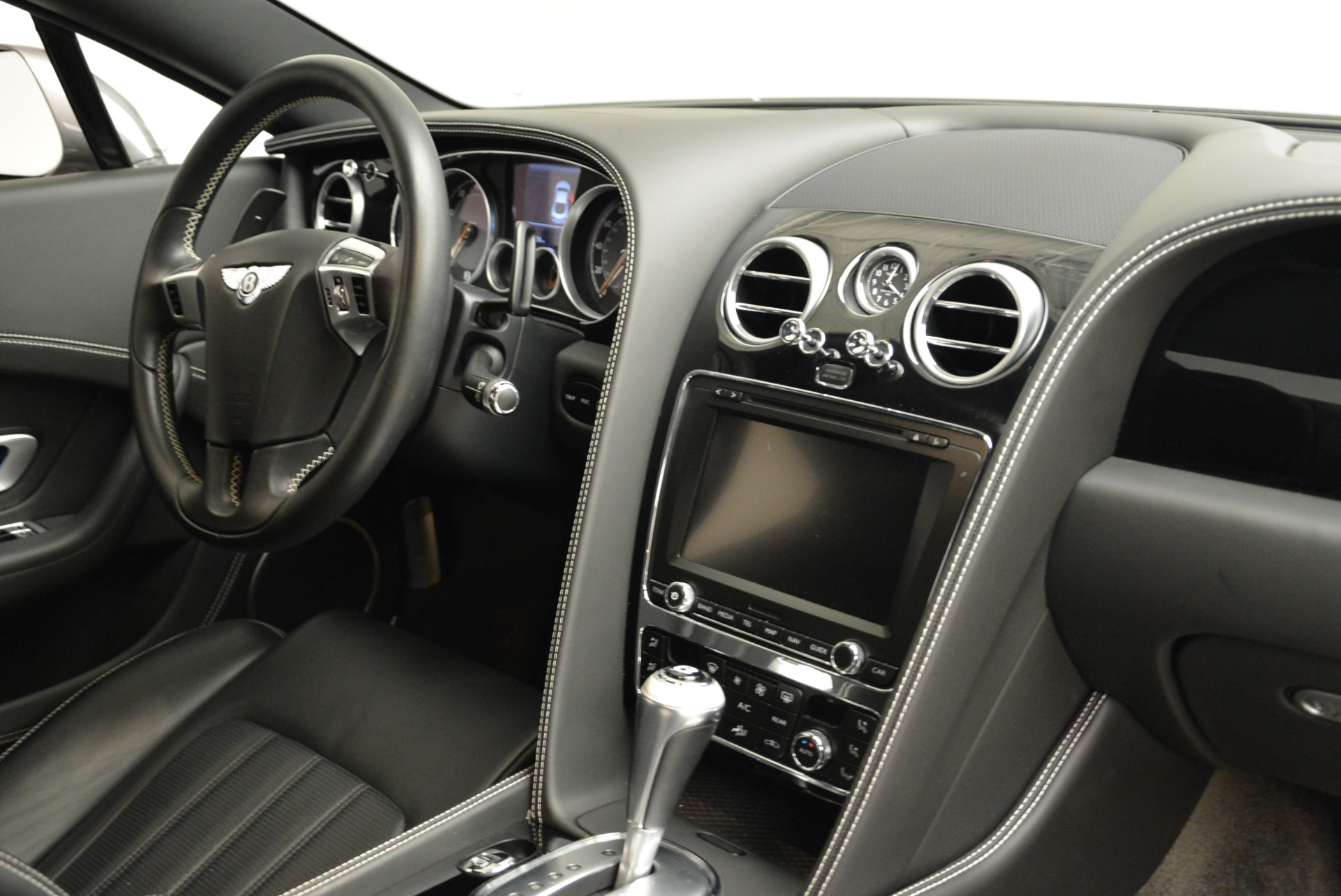 Used 2015 Bentley Continental GT V8 S For Sale In Westport, CT 1960_p24