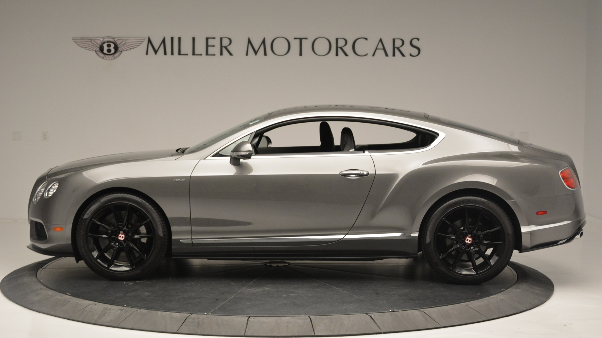 Used 2015 Bentley Continental GT V8 S For Sale In Westport, CT 1960_p3