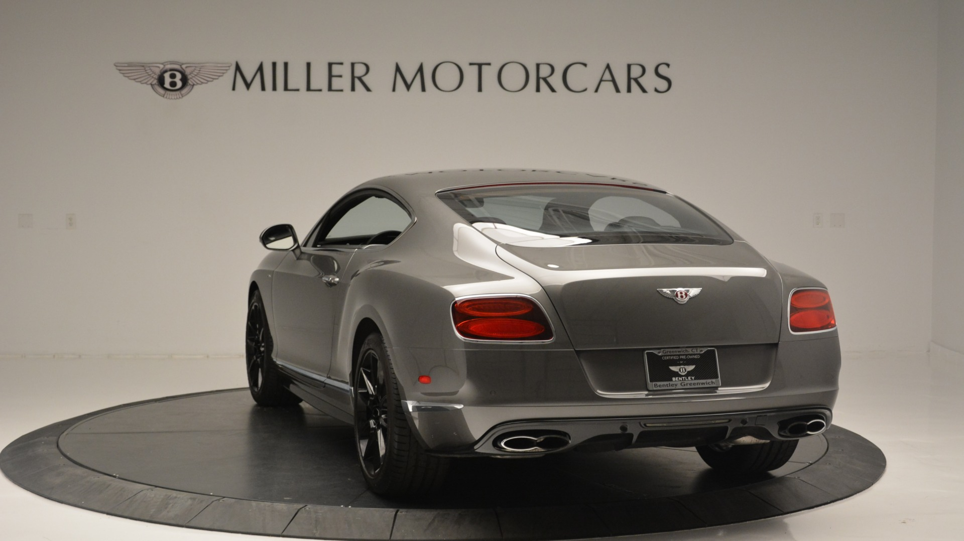 Used 2015 Bentley Continental GT V8 S For Sale In Westport, CT 1960_p5