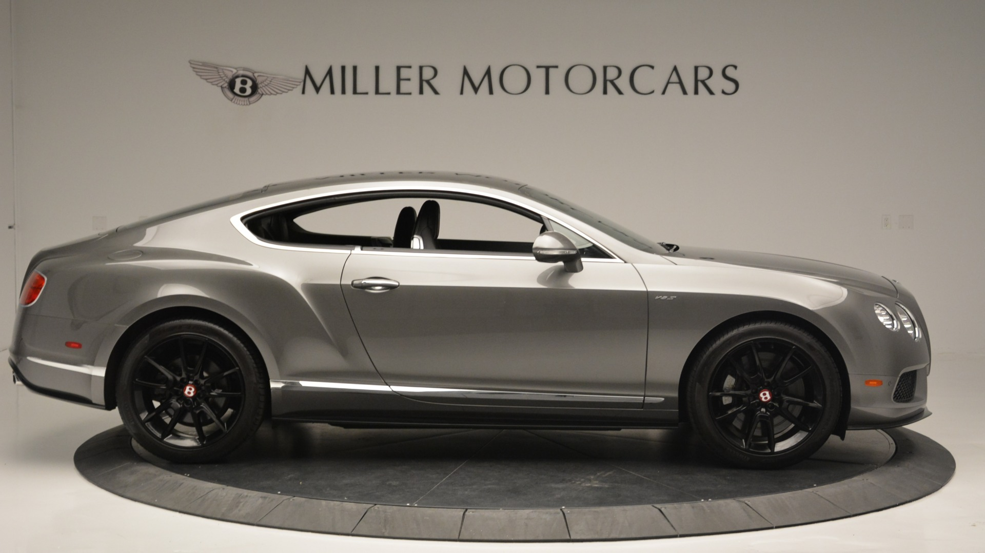 Used 2015 Bentley Continental GT V8 S For Sale In Westport, CT 1960_p9