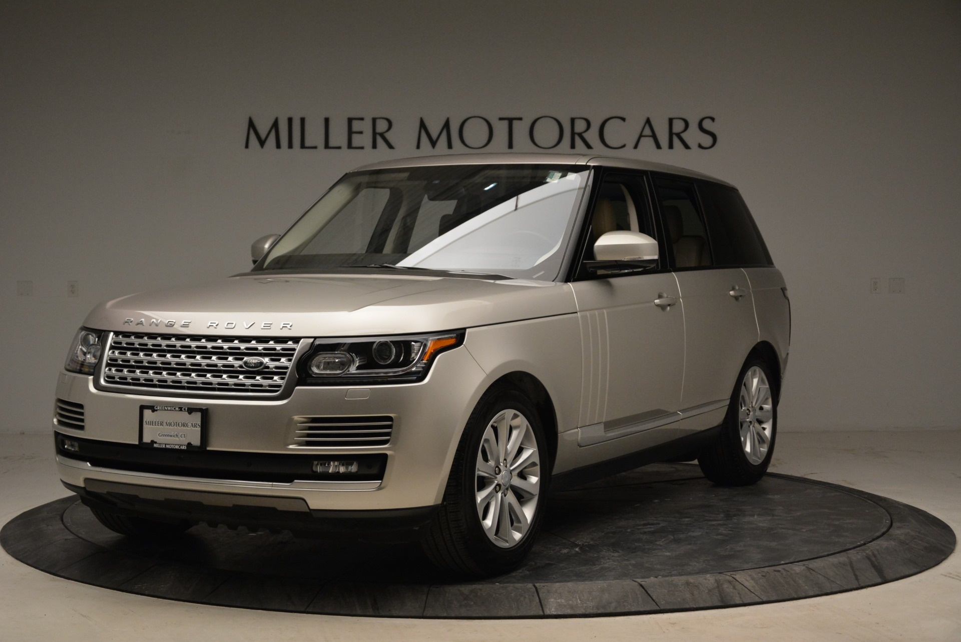 Used 2016 Land Rover Range Rover HSE For Sale In Westport, CT