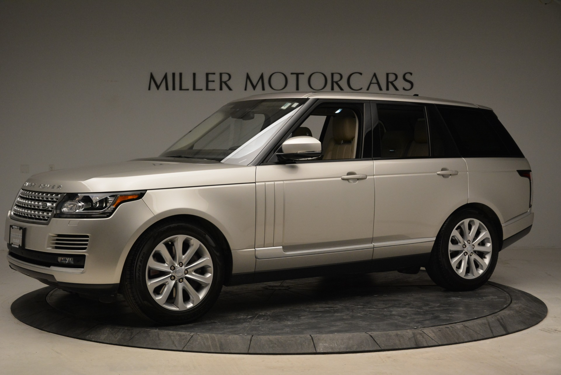 Used 2016 Land Rover Range Rover HSE For Sale In Westport, CT 1962_p2