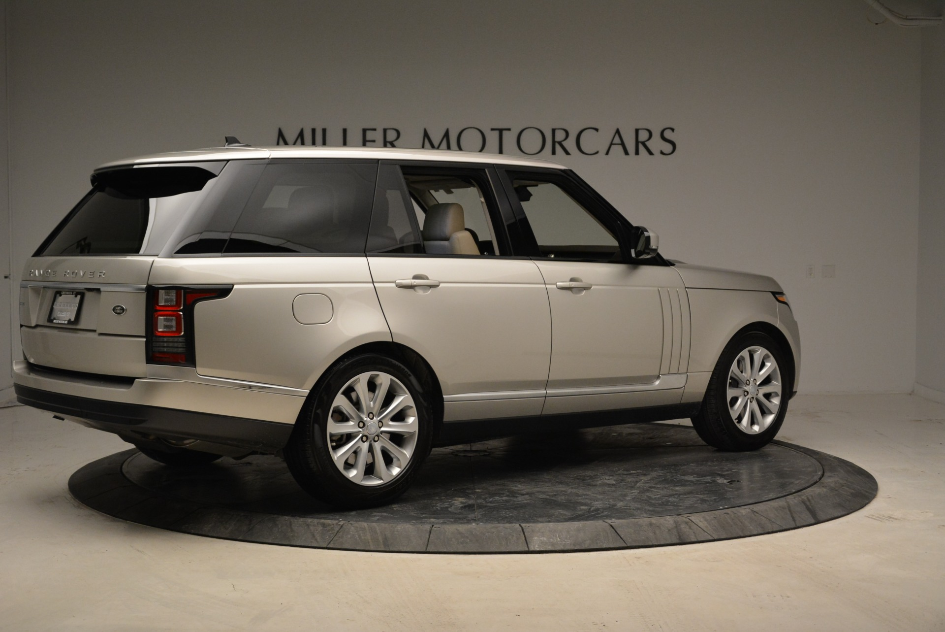 Used 2016 Land Rover Range Rover HSE For Sale In Westport, CT 1962_p8