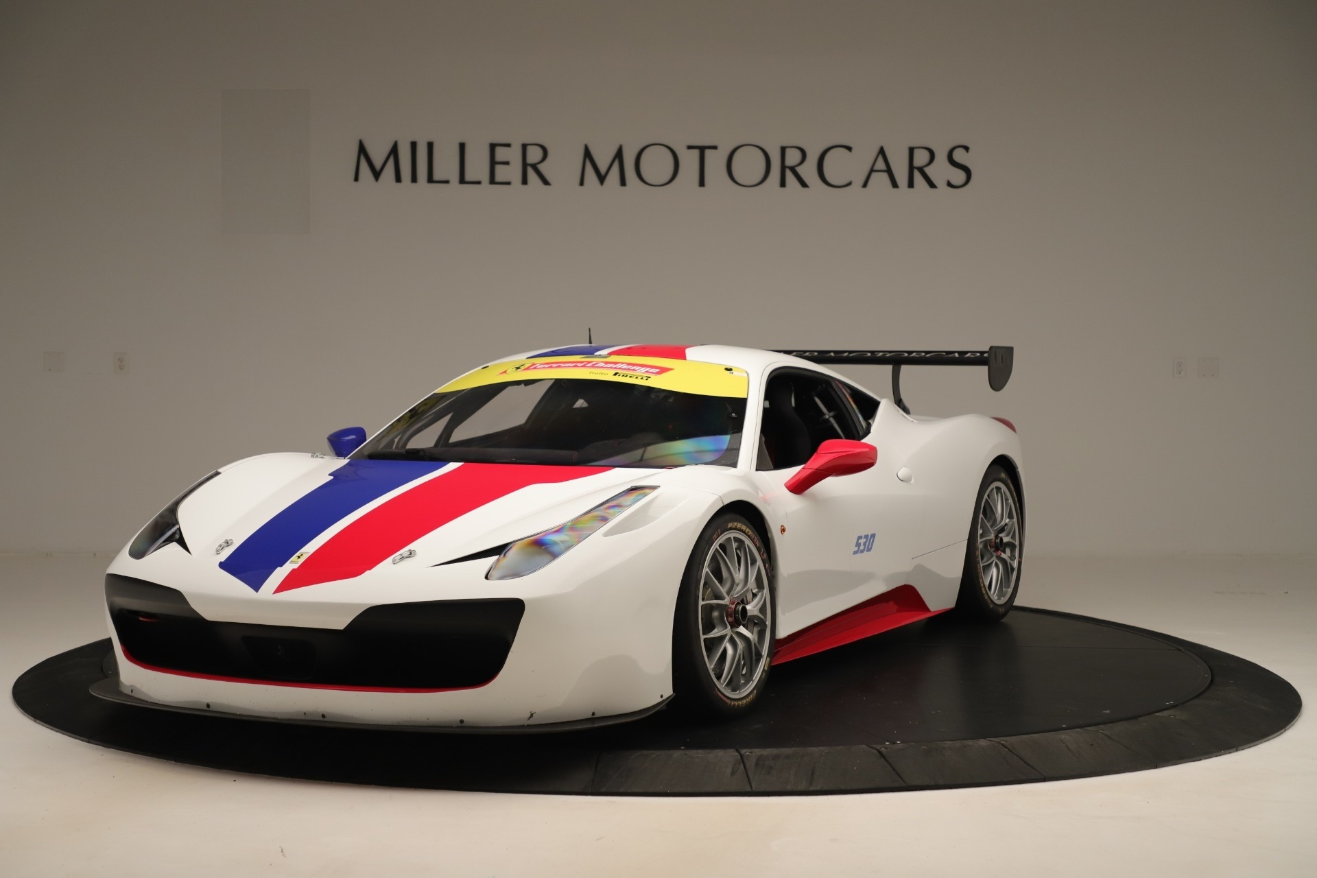 Used 2015 Ferrari 458 Challenge  For Sale In Westport, CT 1964_main