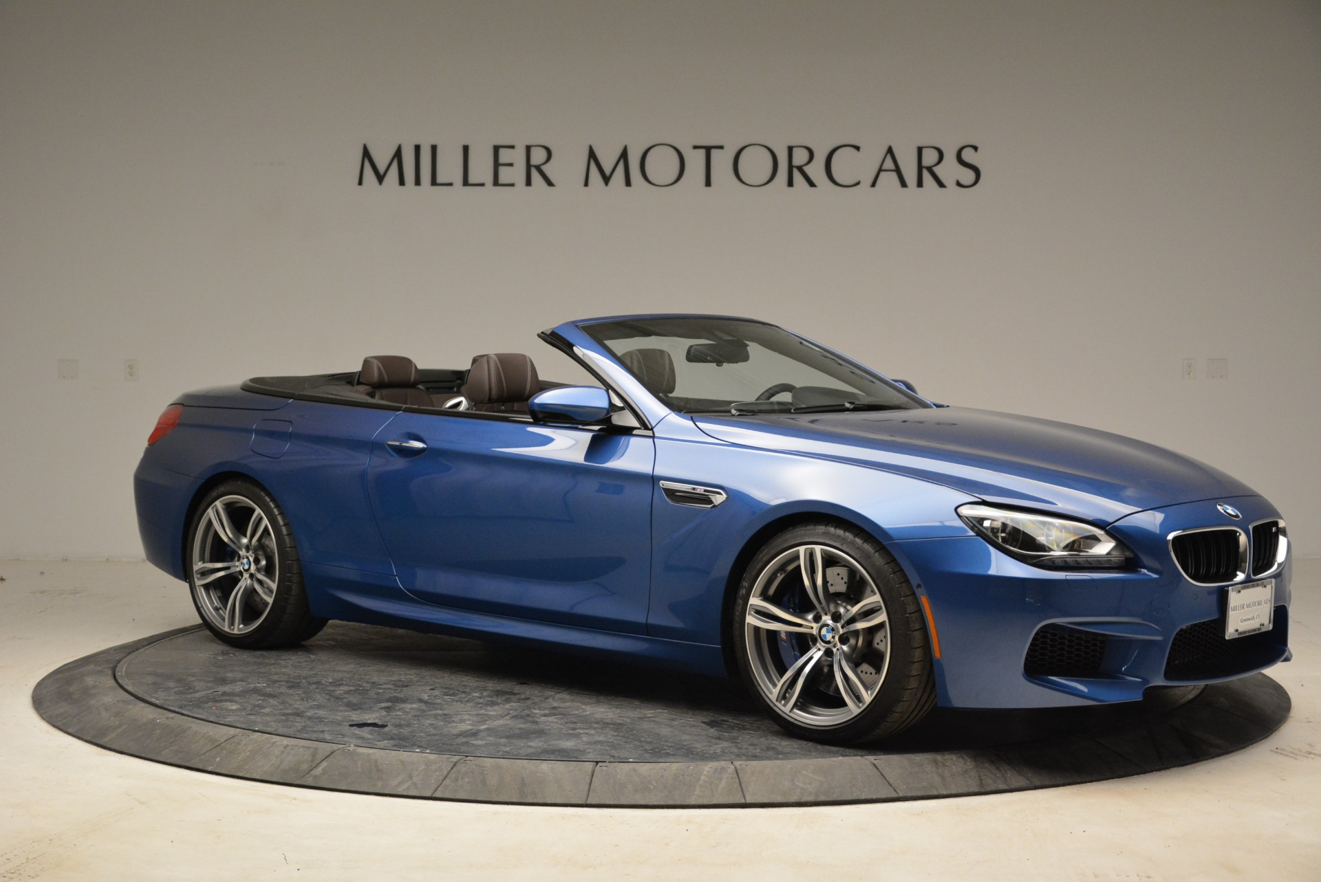 Used 2013 BMW M6 Convertible For Sale In Westport, CT 1965_p10