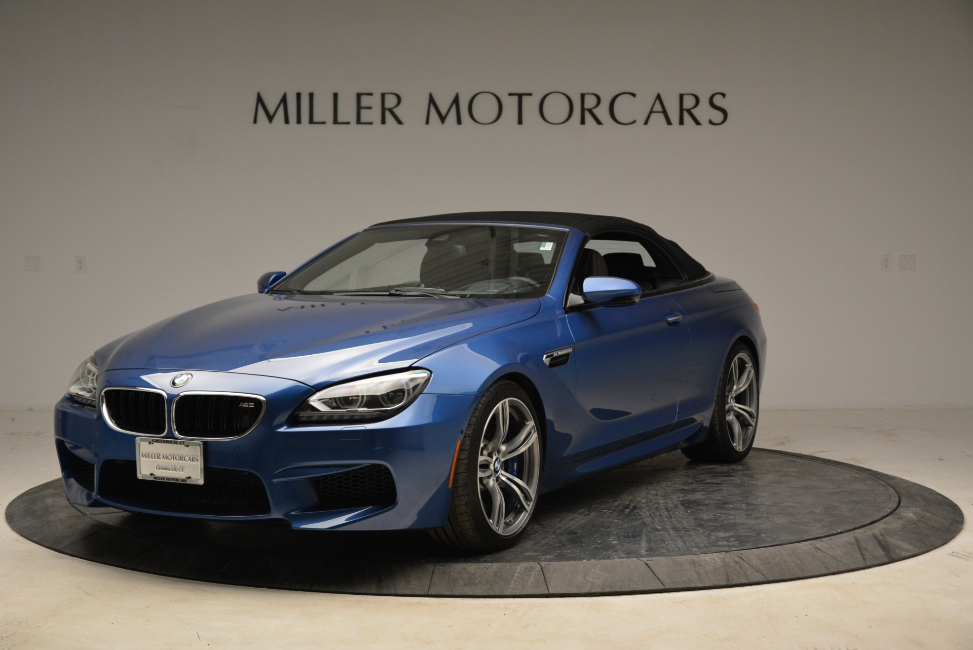 Used 2013 BMW M6 Convertible For Sale In Westport, CT 1965_p13
