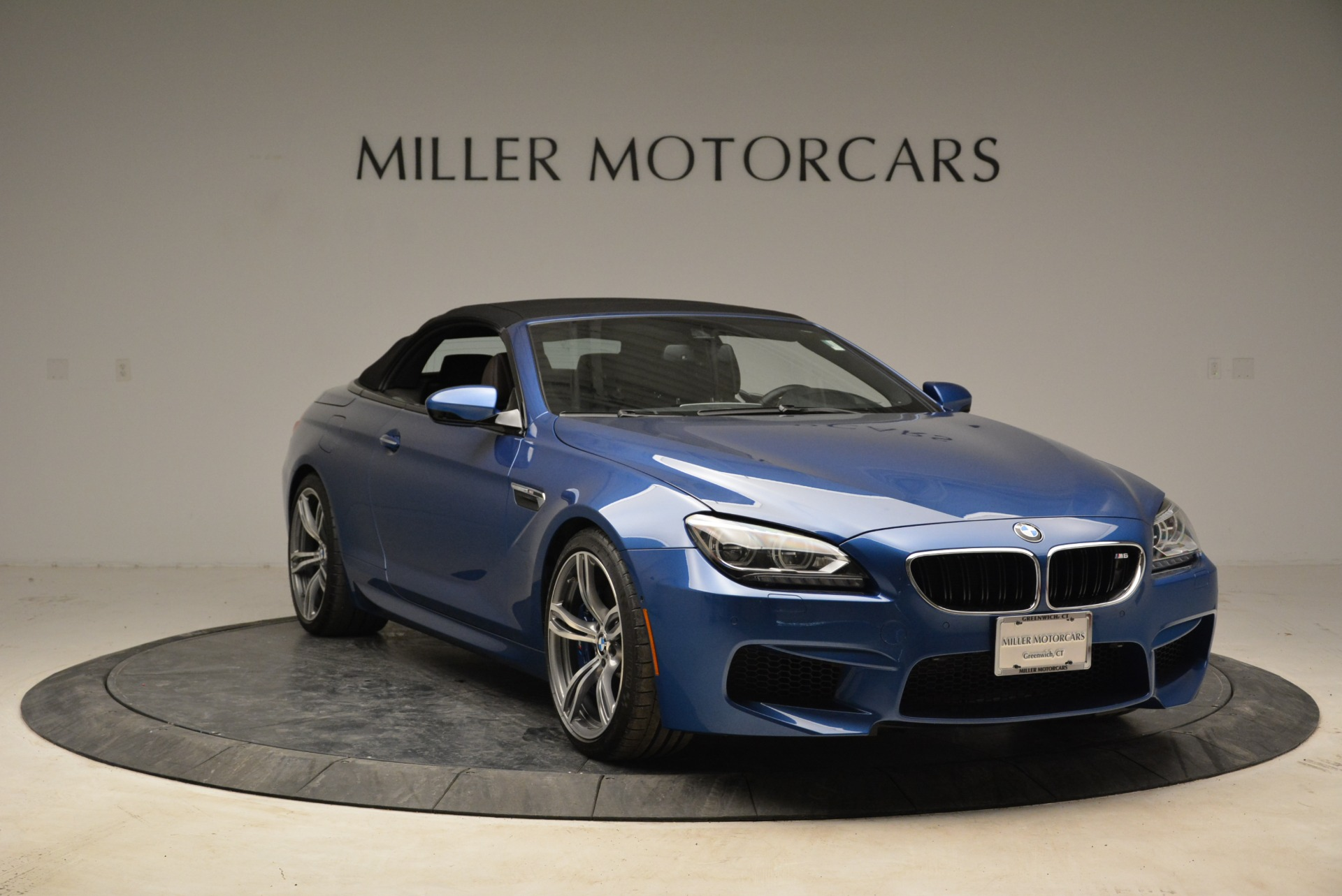 Used 2013 BMW M6 Convertible For Sale In Westport, CT 1965_p23
