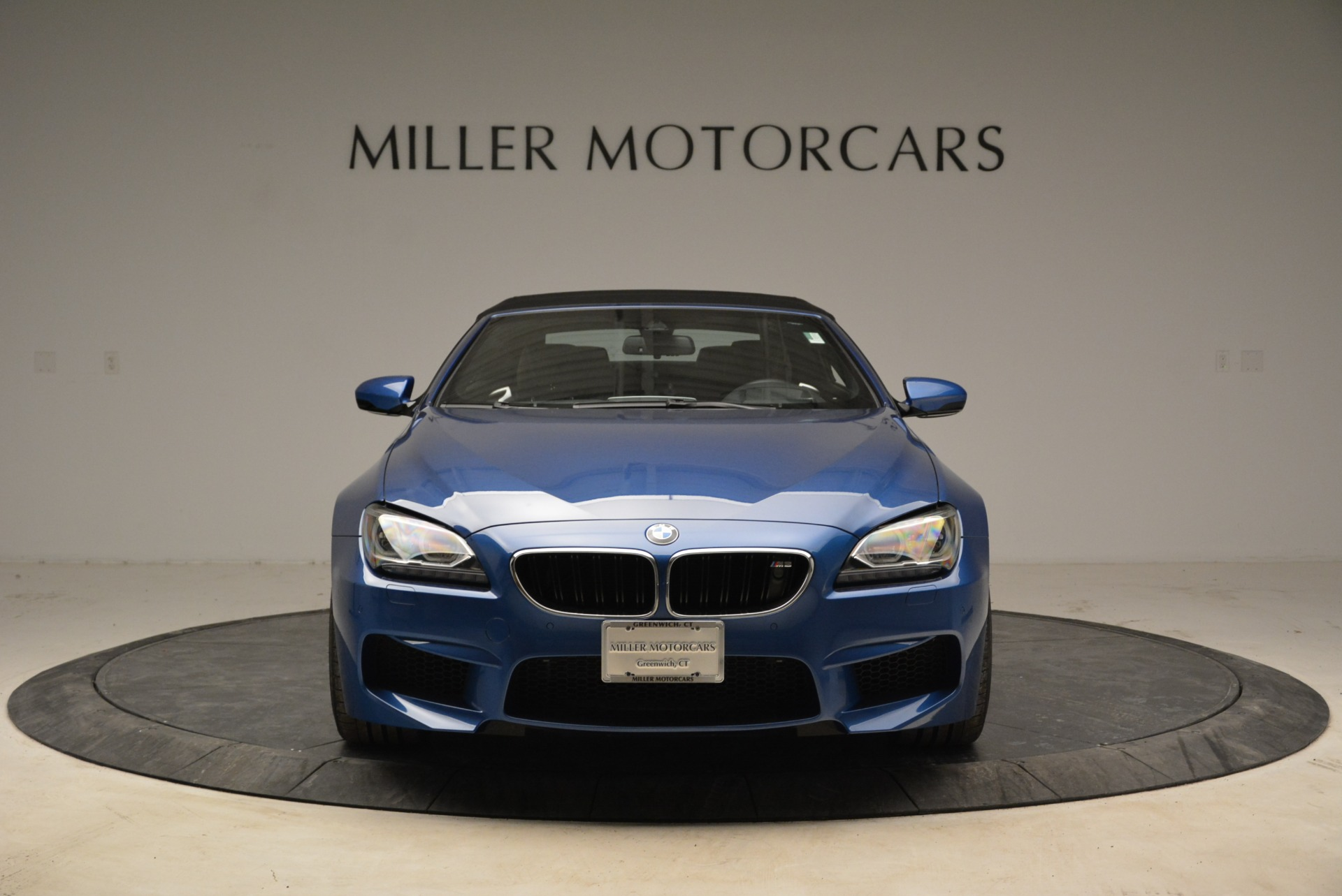 Used 2013 BMW M6 Convertible For Sale In Westport, CT 1965_p24