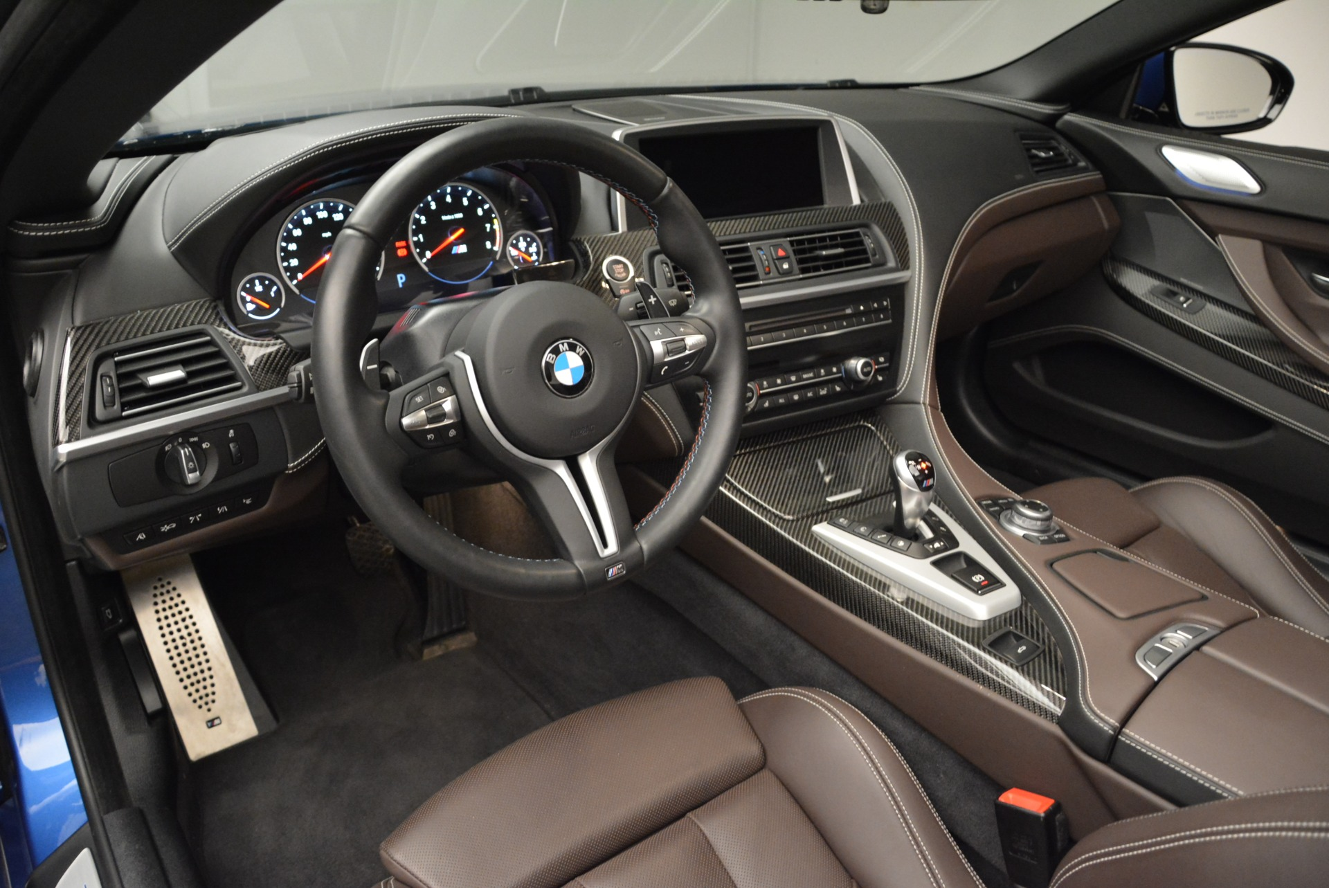 Used 2013 BMW M6 Convertible For Sale In Westport, CT 1965_p25