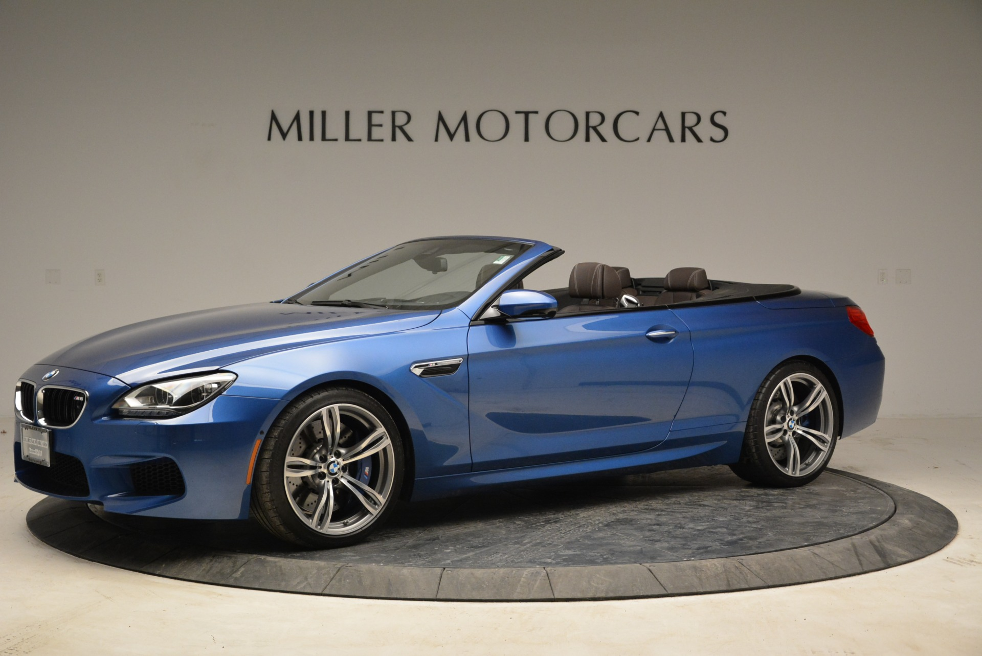 Used 2013 BMW M6 Convertible For Sale In Westport, CT 1965_p2