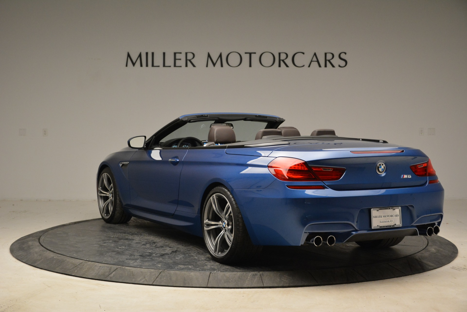 Used 2013 BMW M6 Convertible For Sale In Westport, CT 1965_p5