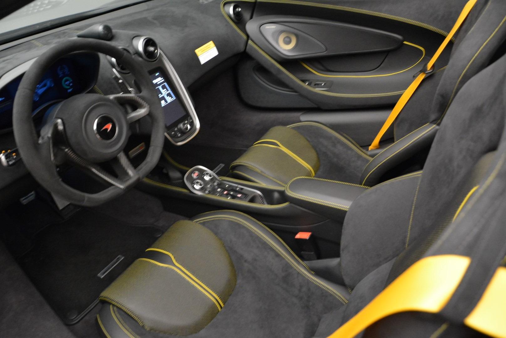 New 2018 McLaren 570S Spider For Sale In Westport, CT 1967_p22