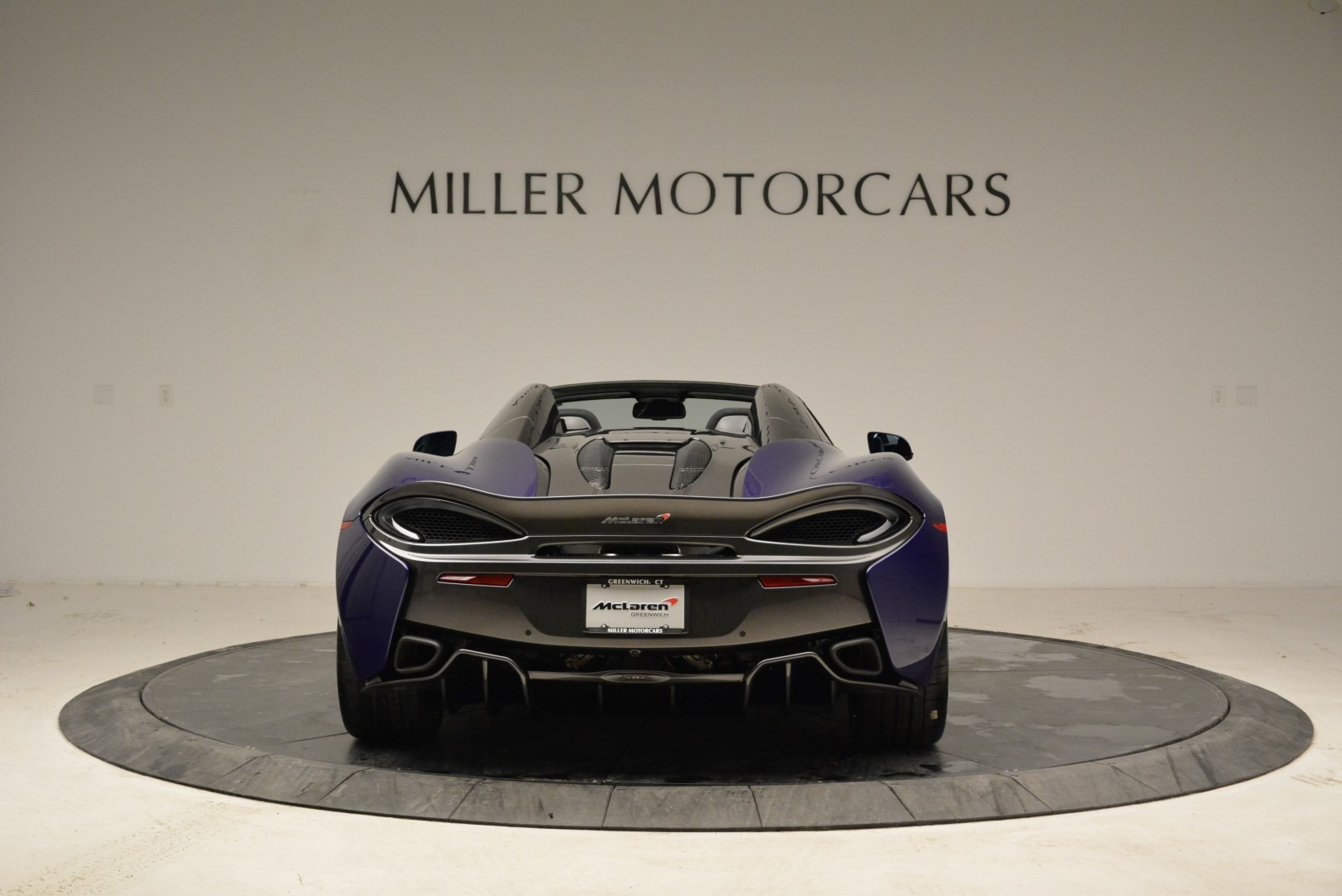 New 2018 McLaren 570S Spider For Sale In Westport, CT 1967_p5