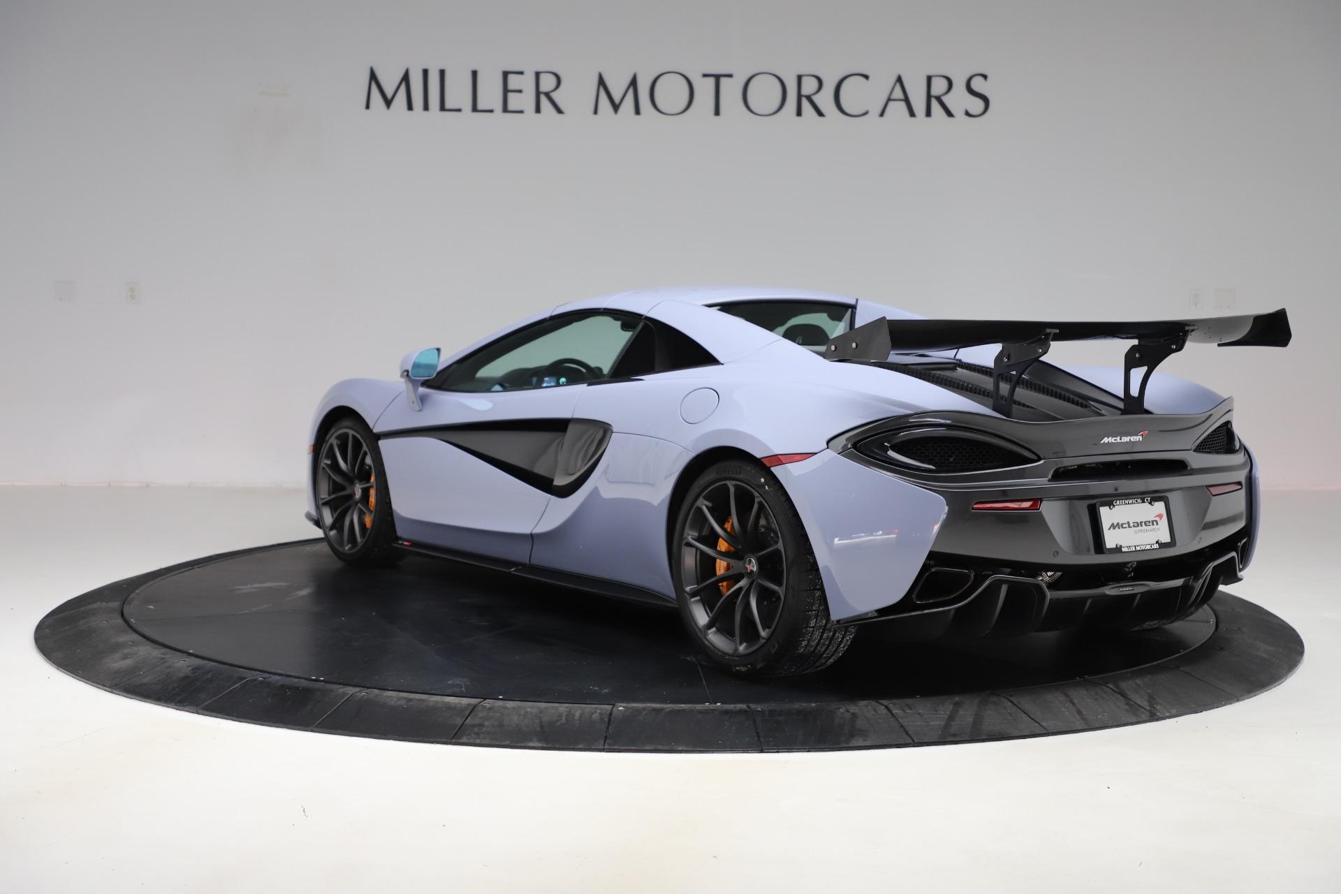 New 2018 McLaren 570S Spider For Sale In Westport, CT 1968_p12