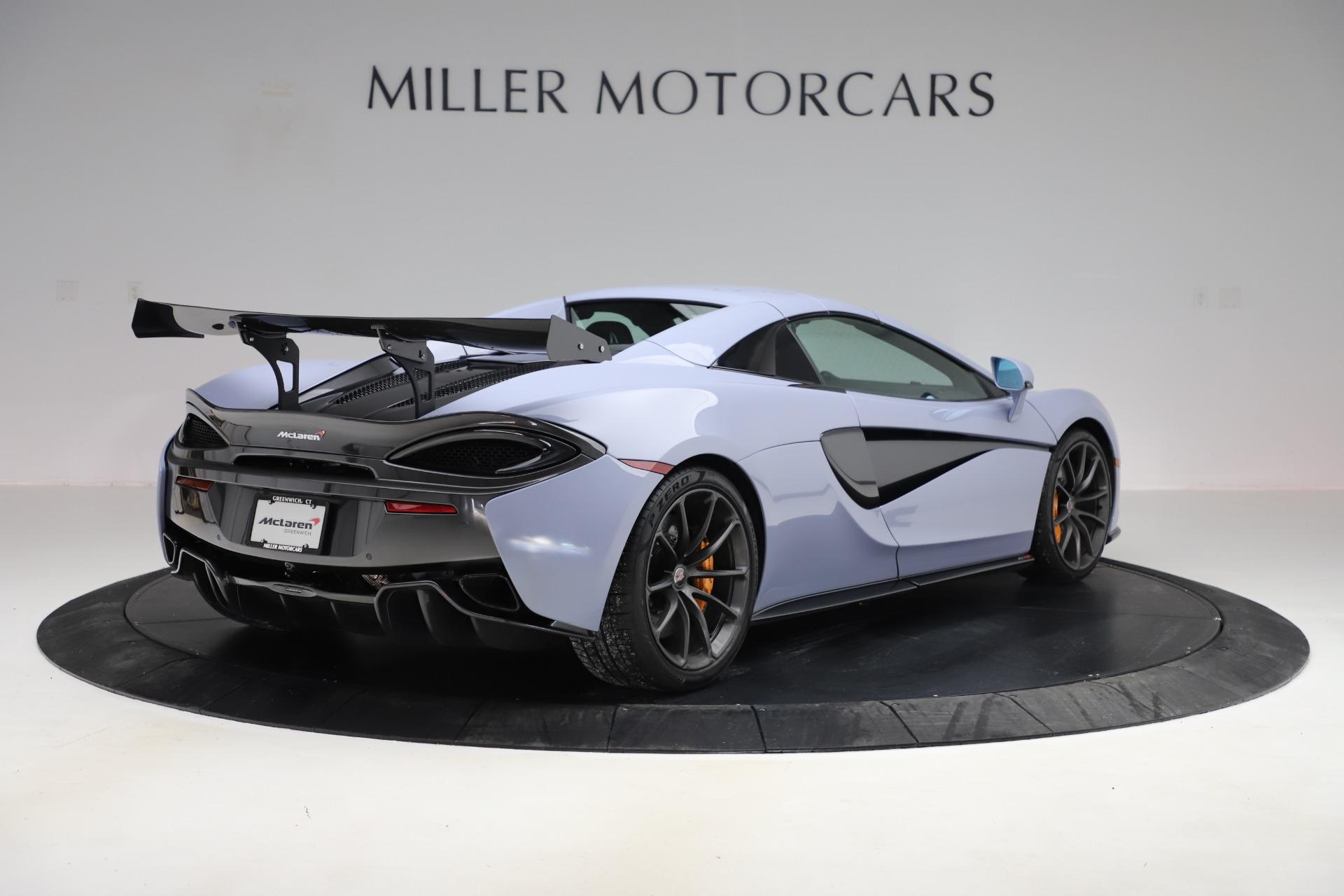 New 2018 McLaren 570S Spider For Sale In Westport, CT 1968_p14