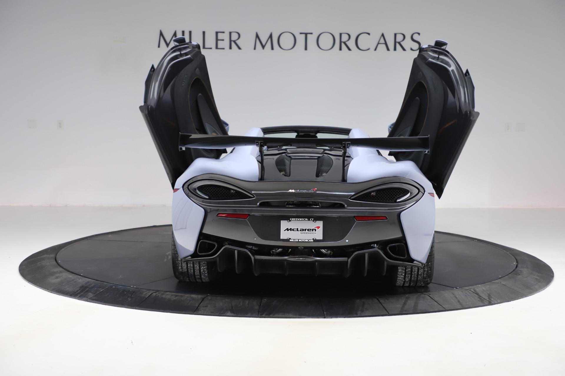 New 2018 McLaren 570S Spider For Sale In Westport, CT 1968_p21