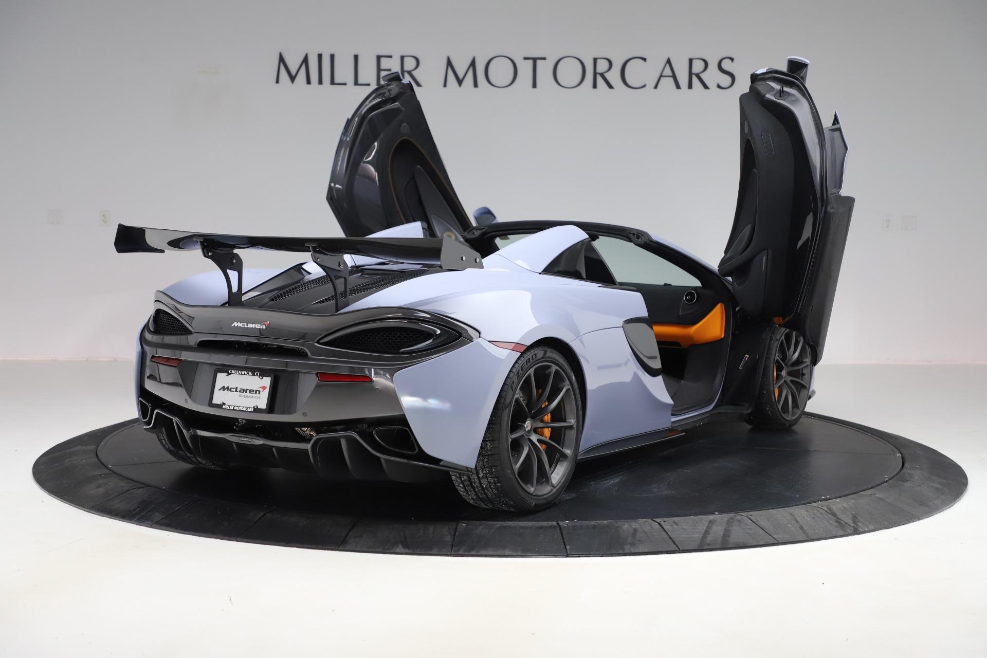 New 2018 McLaren 570S Spider For Sale In Westport, CT 1968_p22