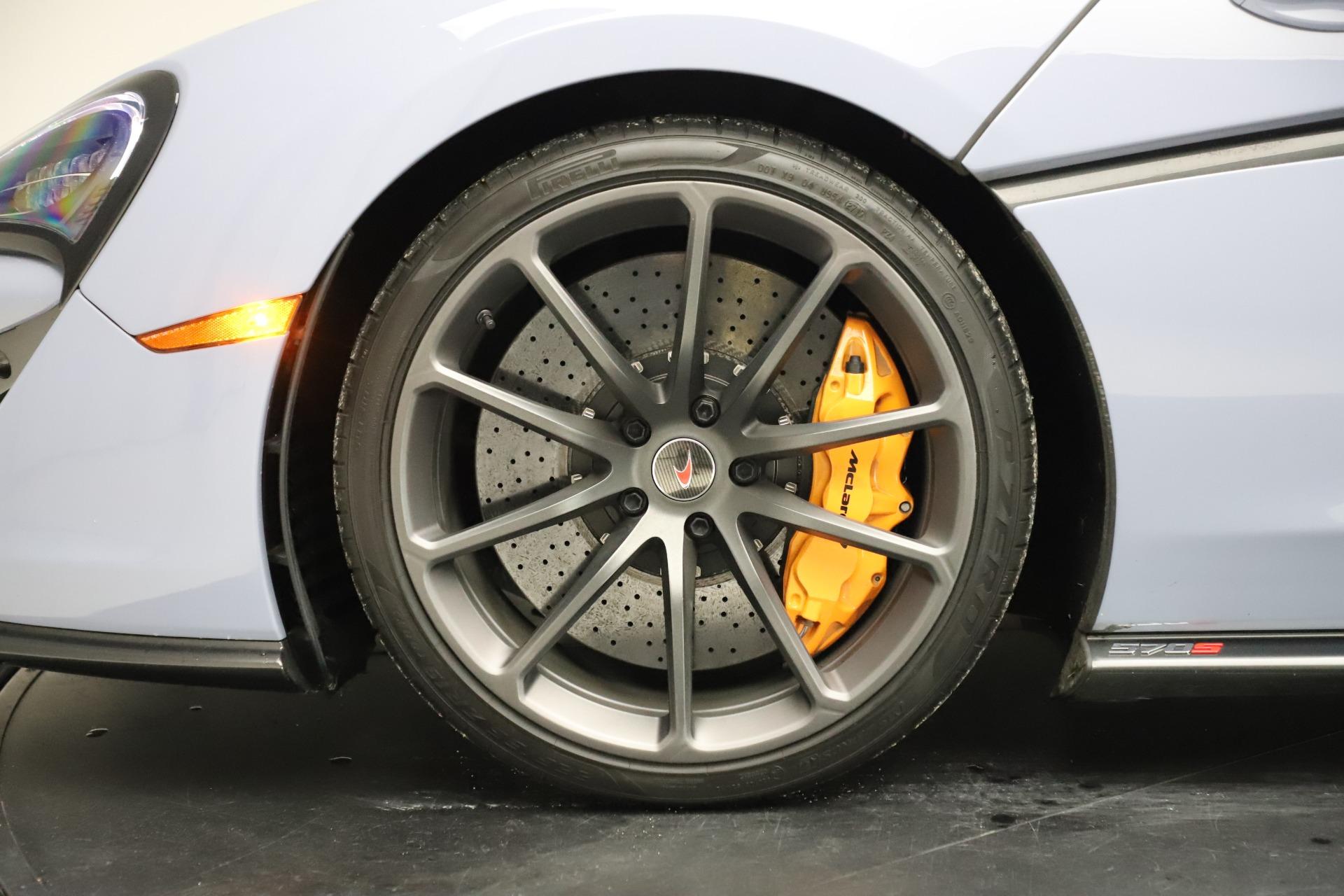 New 2018 McLaren 570S Spider For Sale In Westport, CT 1968_p25