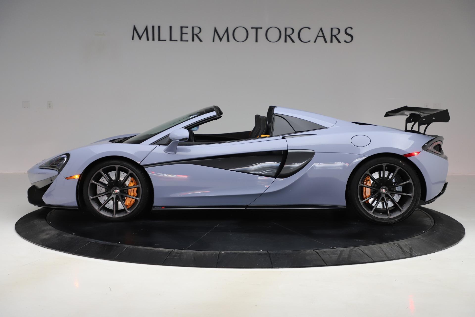 New 2018 McLaren 570S Spider For Sale In Westport, CT 1968_p2
