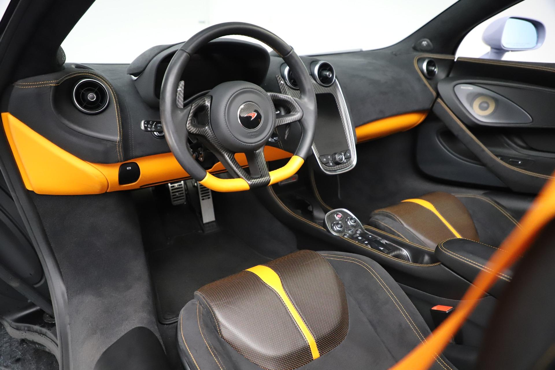 New 2018 McLaren 570S Spider For Sale In Westport, CT 1968_p32