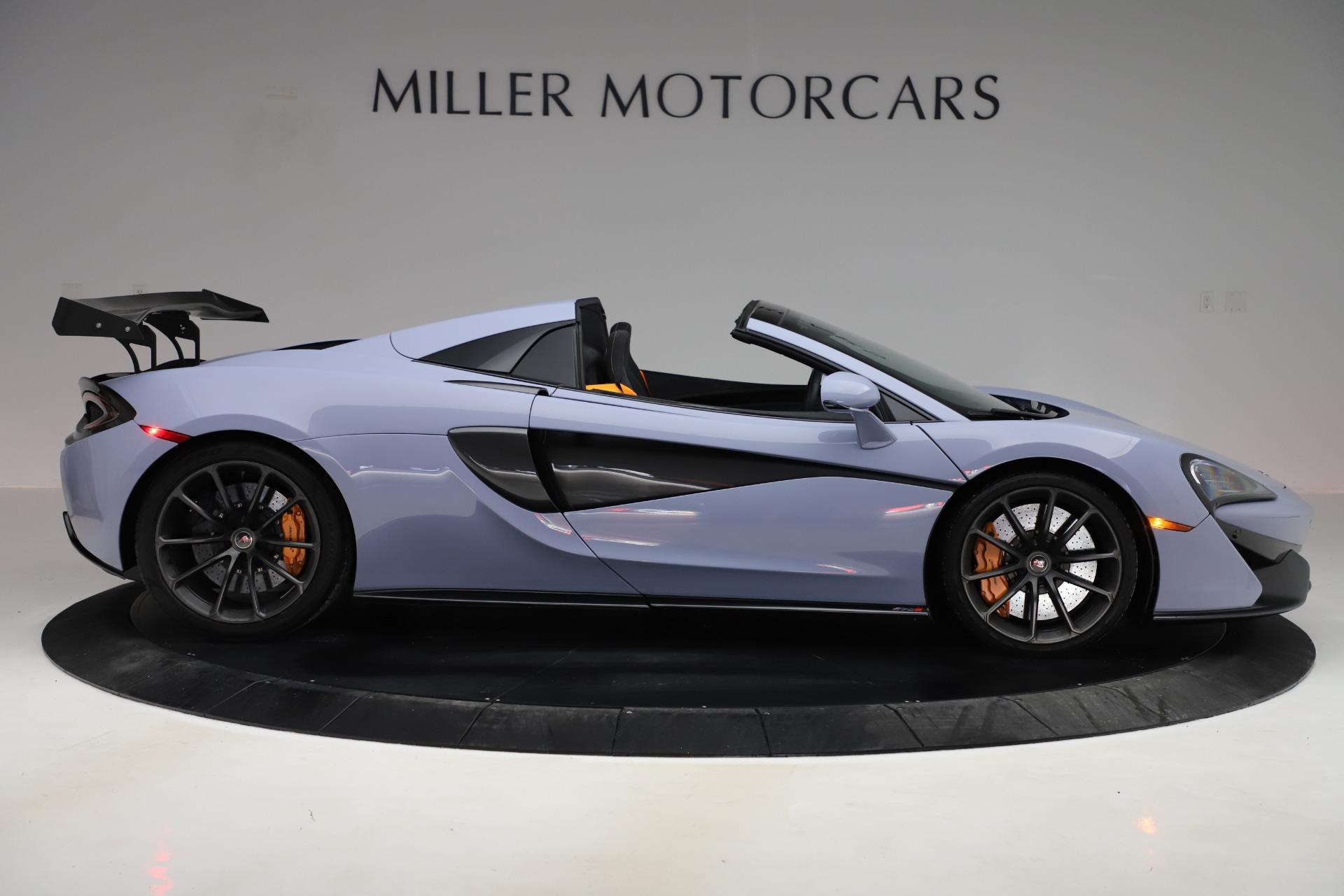 New 2018 McLaren 570S Spider For Sale In Westport, CT 1968_p6