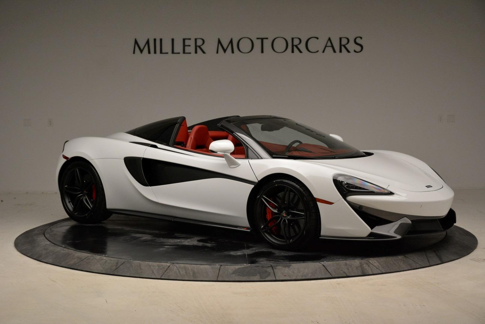 New 2018 McLaren 570S Spider For Sale In Westport, CT 1969_p10