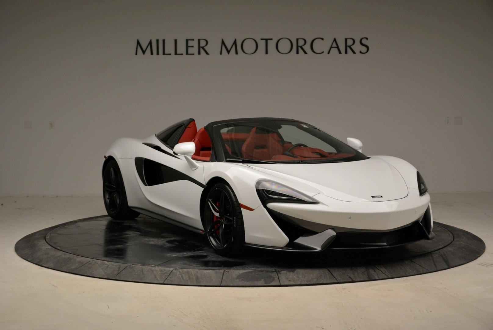 New 2018 McLaren 570S Spider For Sale In Westport, CT 1969_p11