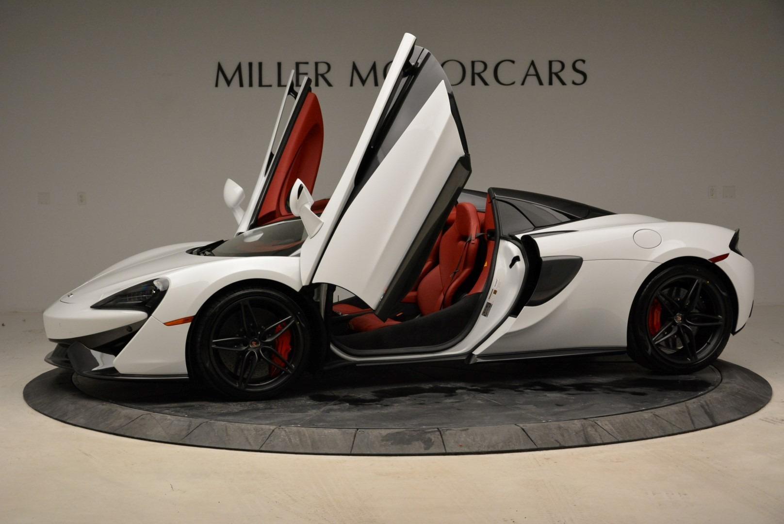 New 2018 McLaren 570S Spider For Sale In Westport, CT 1969_p15