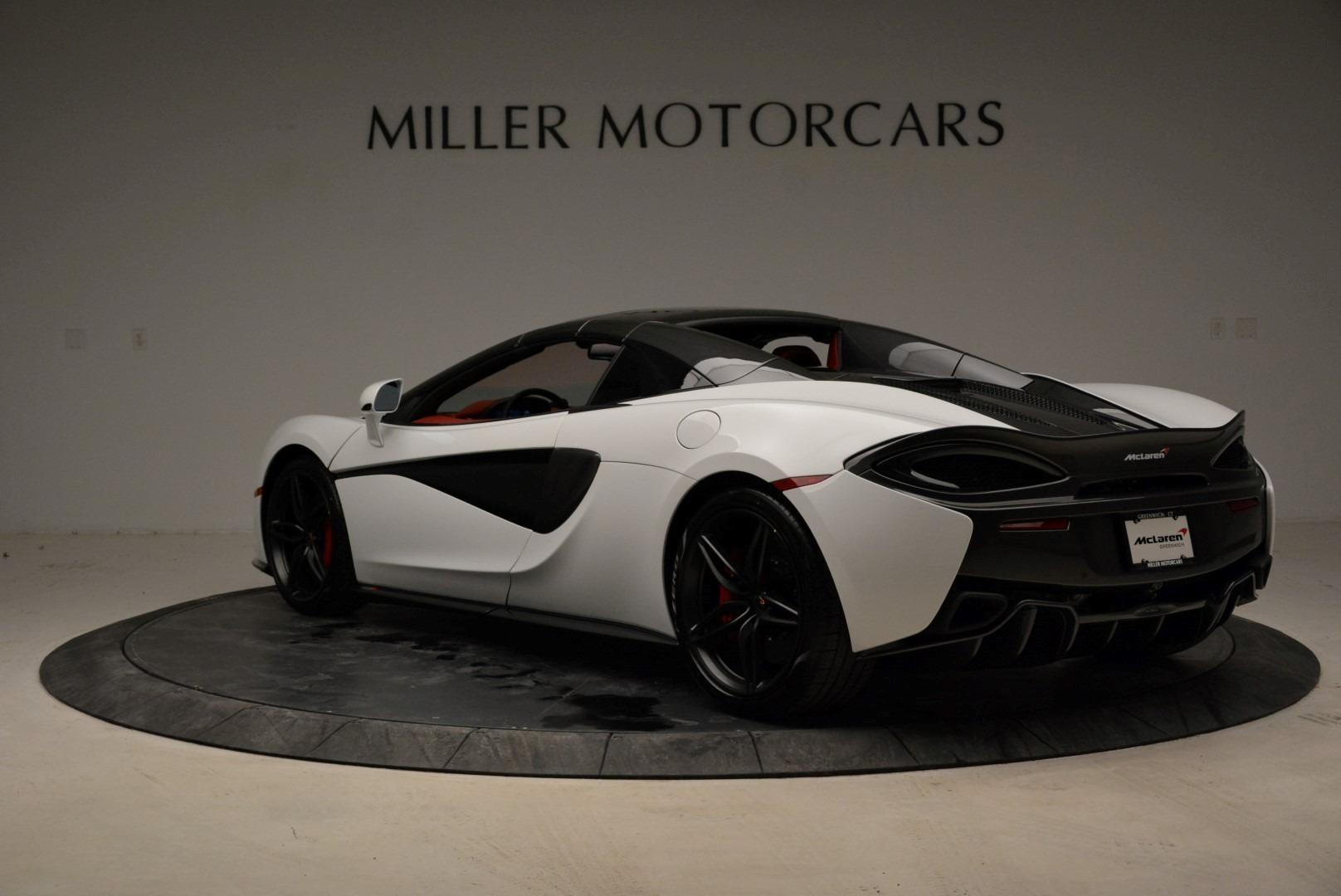 New 2018 McLaren 570S Spider For Sale In Westport, CT 1969_p17