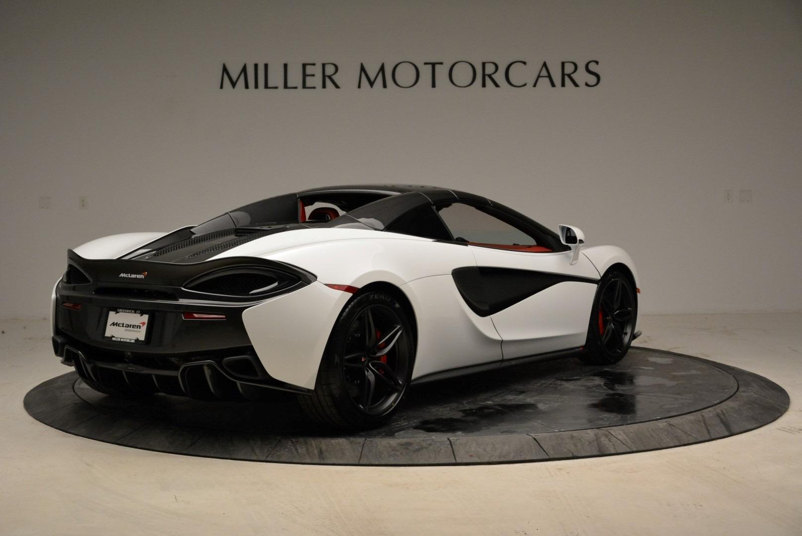 New 2018 McLaren 570S Spider For Sale In Westport, CT 1969_p19