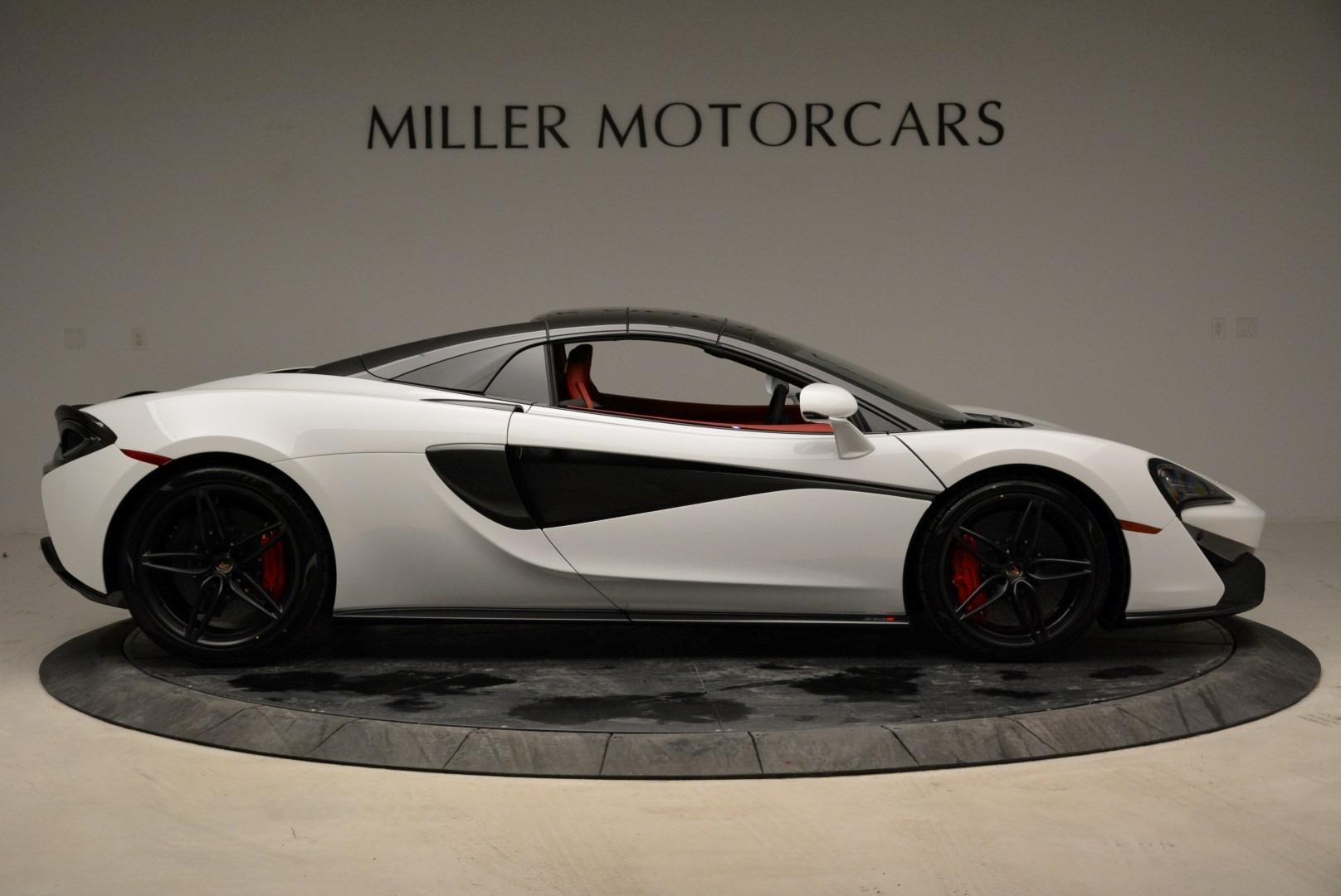 New 2018 McLaren 570S Spider For Sale In Westport, CT 1969_p20