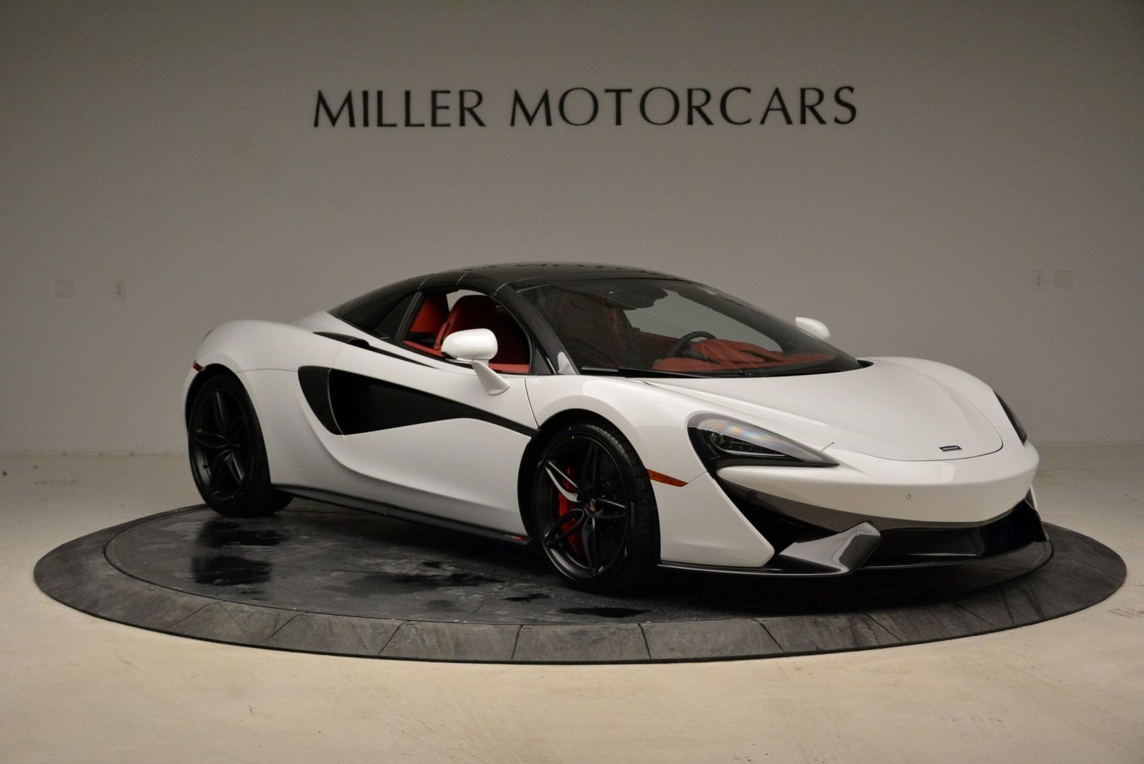 New 2018 McLaren 570S Spider For Sale In Westport, CT 1969_p21