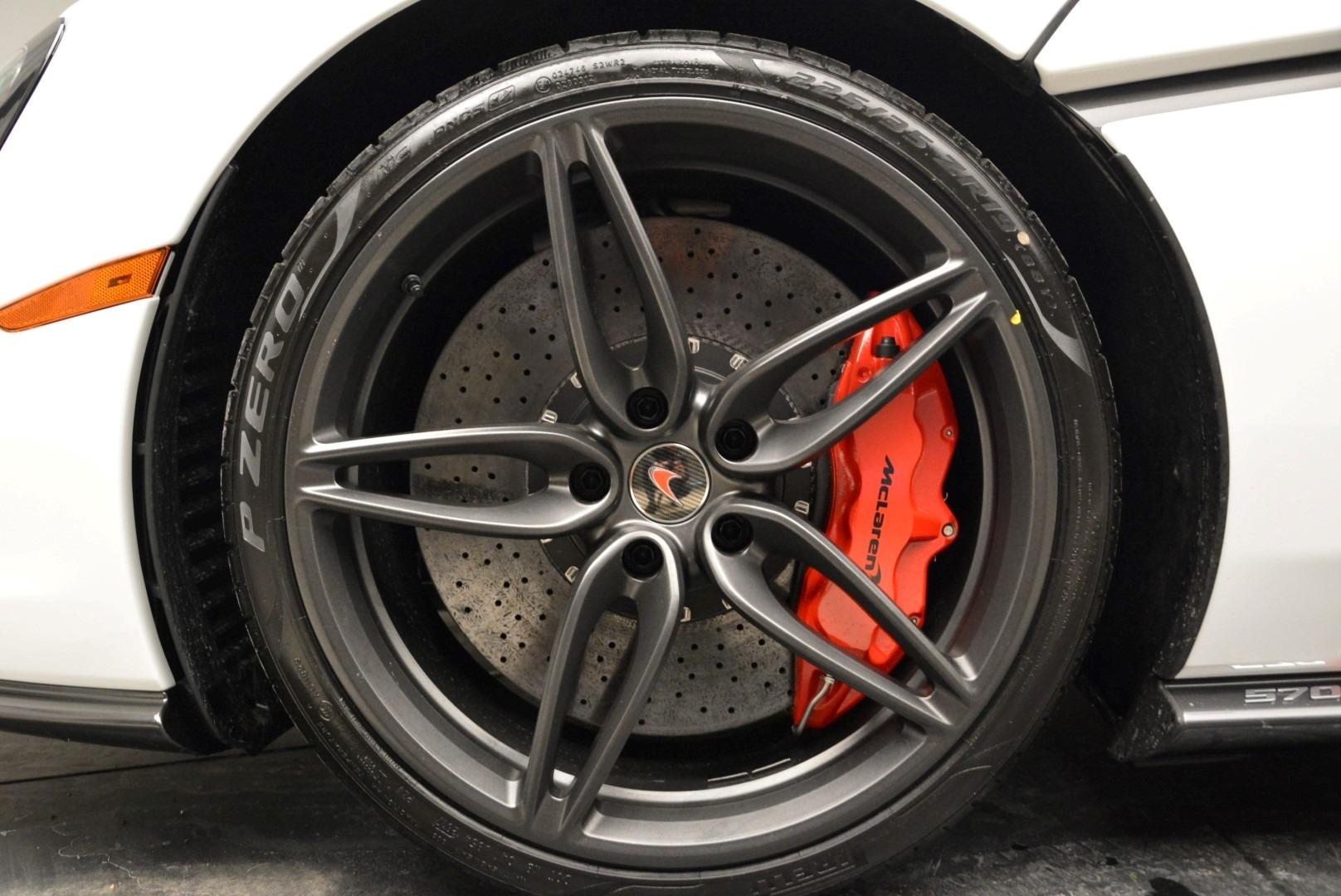 New 2018 McLaren 570S Spider For Sale In Westport, CT 1969_p24