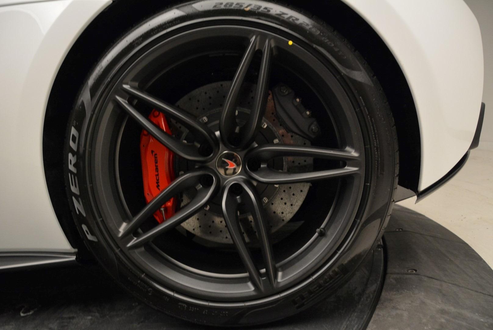 New 2018 McLaren 570S Spider For Sale In Westport, CT 1969_p25