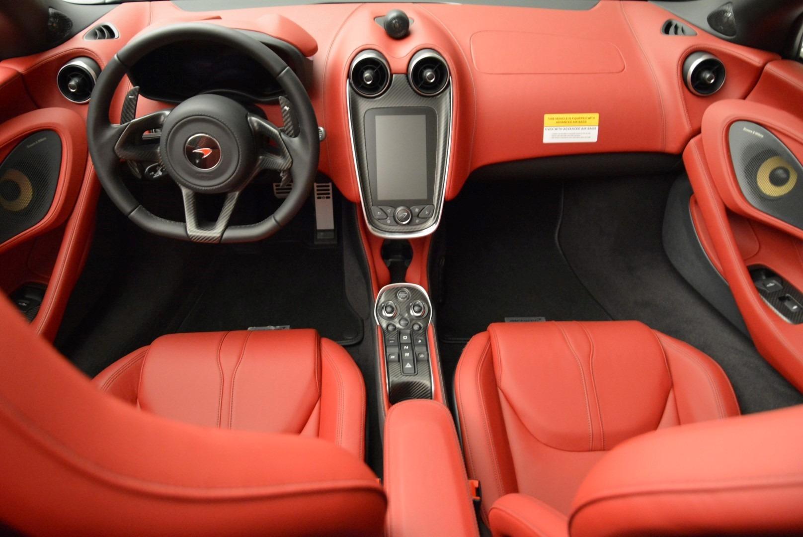 New 2018 McLaren 570S Spider For Sale In Westport, CT 1969_p28