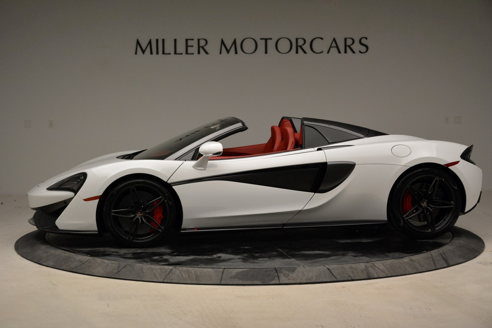 New 2018 McLaren 570S Spider For Sale In Westport, CT 1969_p3
