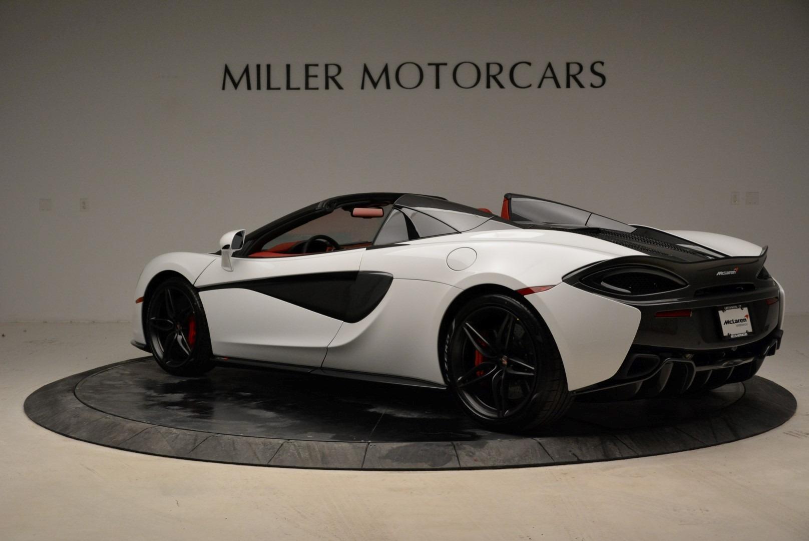 New 2018 McLaren 570S Spider For Sale In Westport, CT 1969_p4