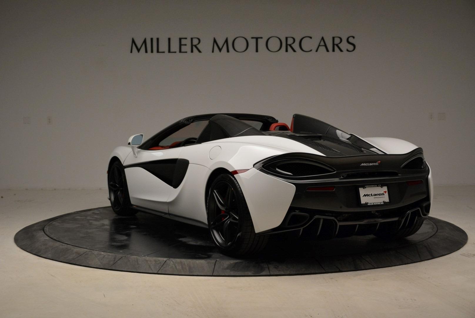 New 2018 McLaren 570S Spider For Sale In Westport, CT 1969_p5