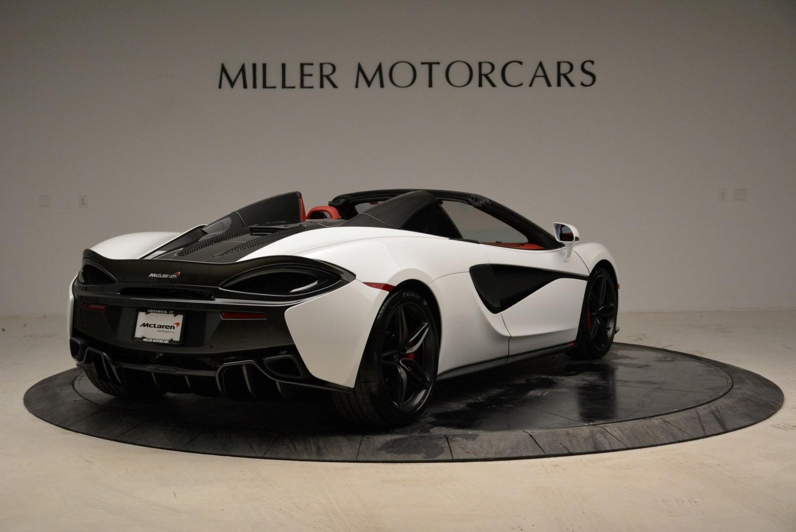 New 2018 McLaren 570S Spider For Sale In Westport, CT 1969_p7