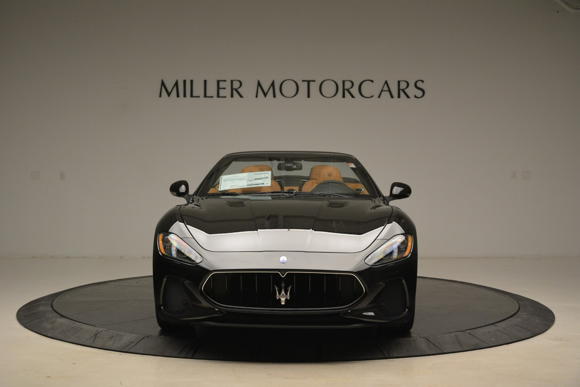 New 2018 Maserati GranTurismo MC Convertible For Sale In Westport, CT 1973_p11