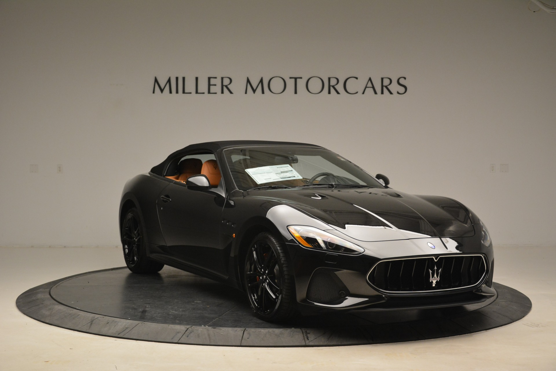 New 2018 Maserati GranTurismo MC Convertible For Sale In Westport, CT 1973_p21