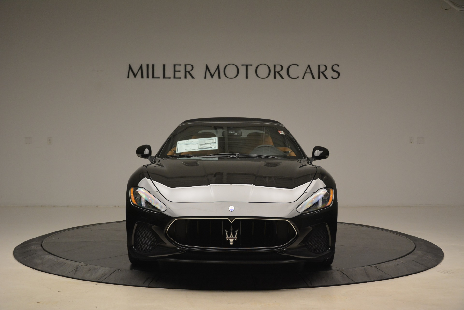 New 2018 Maserati GranTurismo MC Convertible For Sale In Westport, CT 1973_p22