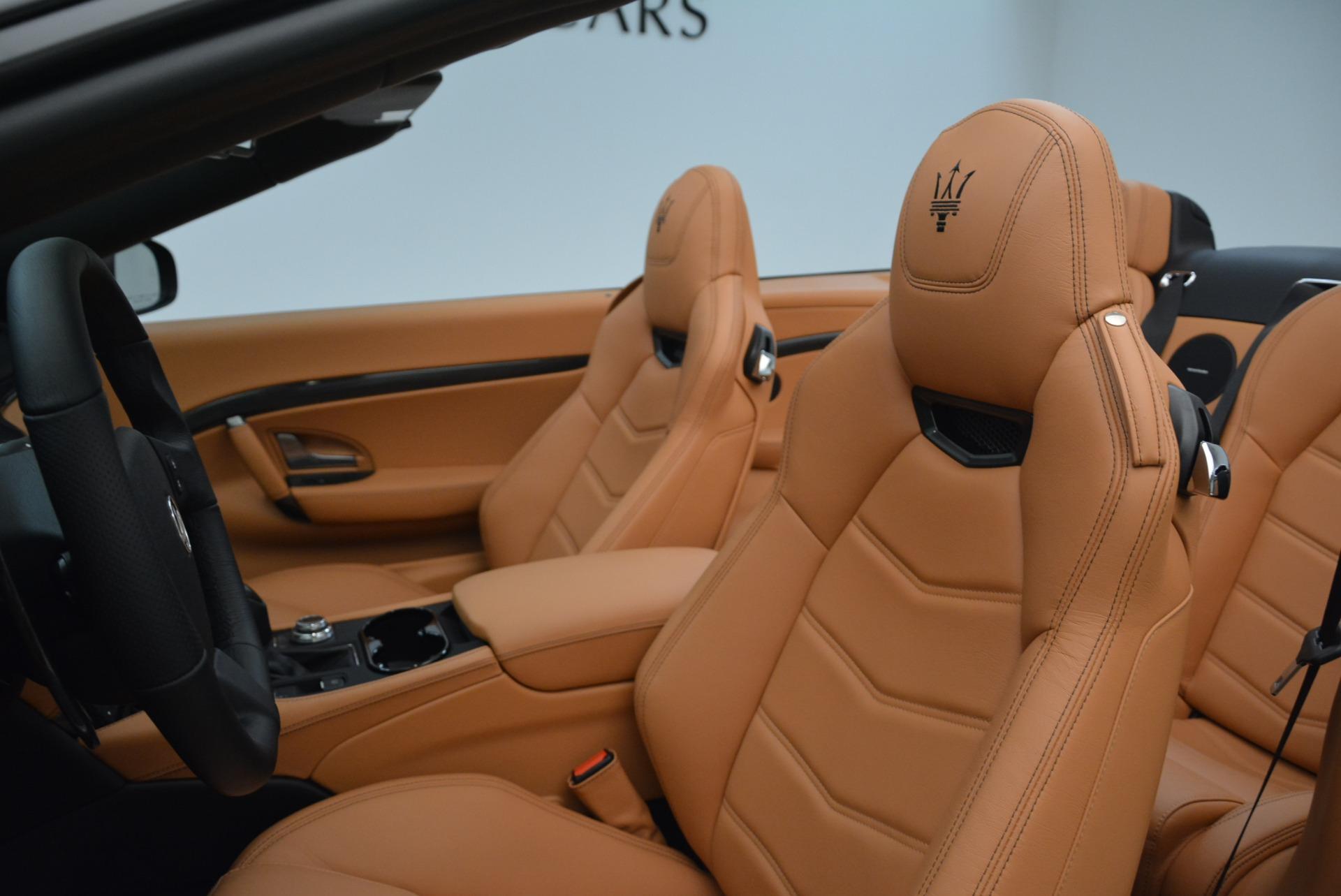 New 2018 Maserati GranTurismo MC Convertible For Sale In Westport, CT 1973_p26