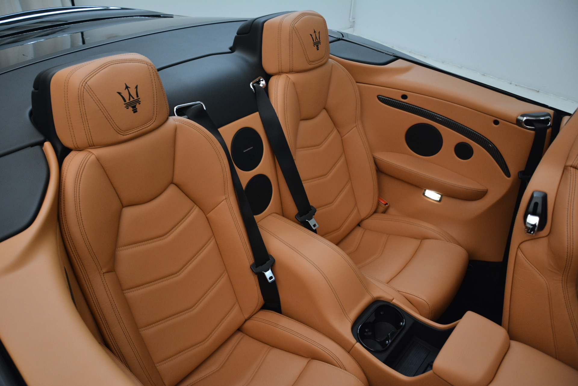 New 2018 Maserati GranTurismo MC Convertible For Sale In Westport, CT 1973_p35
