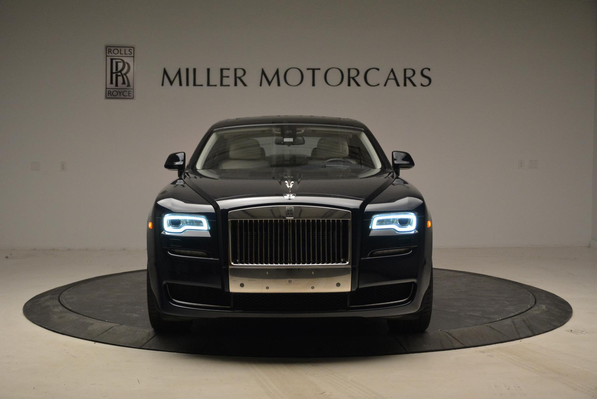 Used 2015 Rolls-Royce Ghost  For Sale In Westport, CT 1980_p12